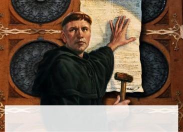 Lutero no cayó del cielo