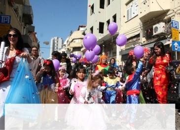 Purim ¿Carnaval judío?