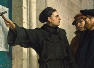 """""""Lutero se veía a sí mismo como profeta en tiempo apocalíptico"""""""